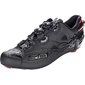Sidi Shot Shoes Herr matt total black